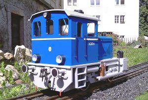 Blauer Klaus Nr. 3 007_2