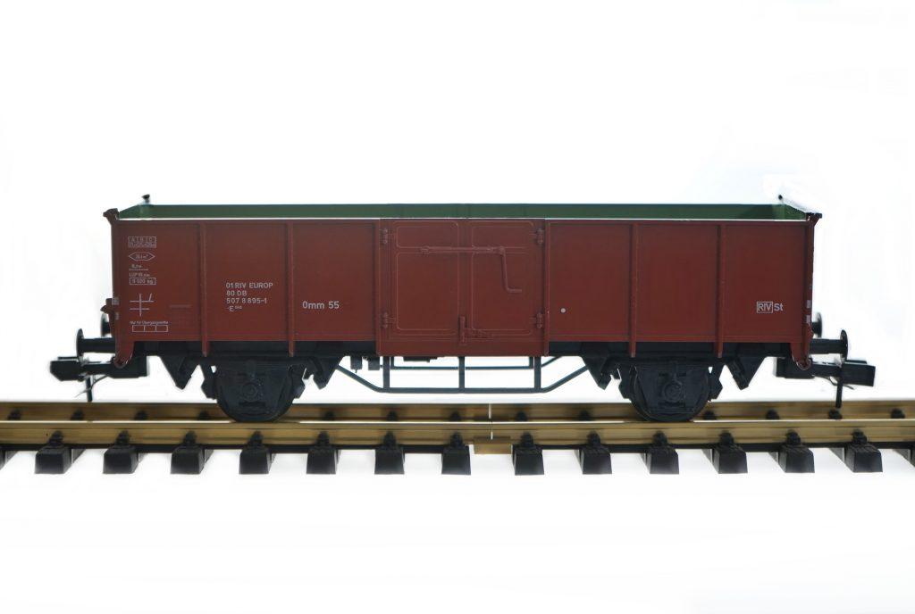 gebraucht Märklin Rungenwagen Spur 1 mit Märklin Klauenkupplung